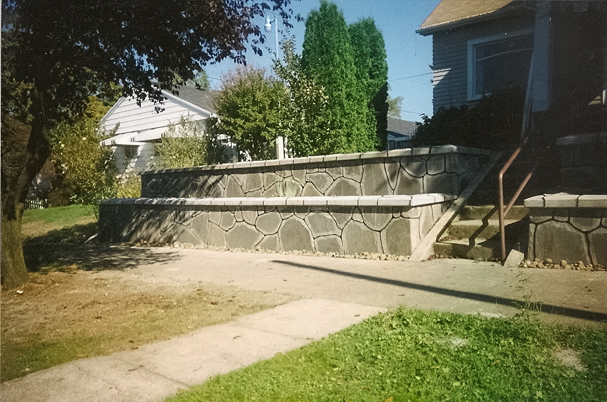 Retaining Walls Vancouver Wa 360 980 4933 Retained Walls